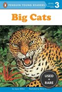 Big Cats (Penguin Young Readers, L3)