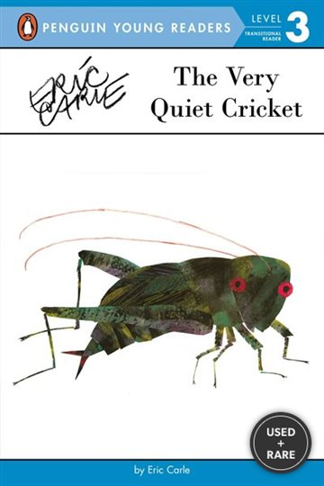 The Very Quiet Cricket Format: Paperback / Softback