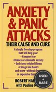 Anxiety & Panic Attacks Their Cause and Cure