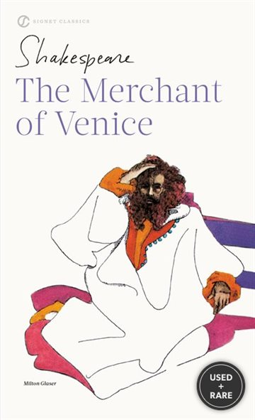 The Merchant of Venice (Signet Classics)