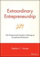 Extraordinary Entrepreneurship: The Professional