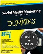 Social Media Marketing All-in-One for Dummies (for Dummies (Lifestyles Paperback))