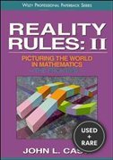 Reality Rules, the Frontier (Wiley Professional: Reality Rules: Picturing the World in Mathematics)