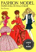 Fashion Model Paper Doll (Dover Paper Dolls)