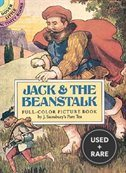 Jack and the Beanstalk: Full-Color Picture Book (Dover Little Activity Books)