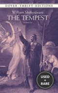 The Tempest (William Shakespeare)-Dover Thrift Paperback