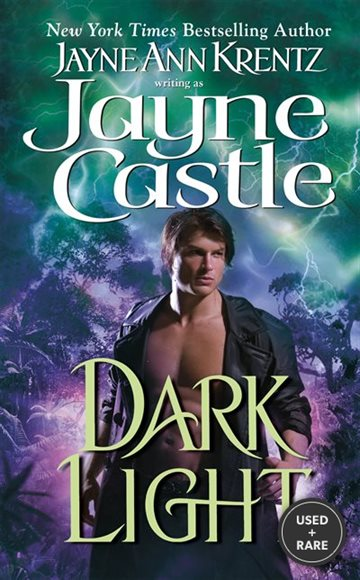Dark Light (Ghost Hunters, Book 5)