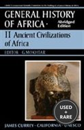 Unesco General History of Africa, Vol. II, Abridged Edition: Ancient Africa (...