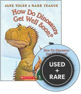 How Do Dinosaurs Get Well Soon? -Audio Format: Compact Disk