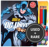 Draw Dc Universe: Learn to Draw the Heroes and the Villains (Klutz)