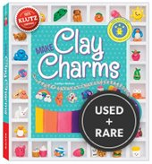 Make Clay Charms (Klutz)