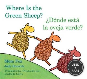 Where is the Green Sheep? / Donde Esta La Oveja Verde? (English and Spanish Edition)