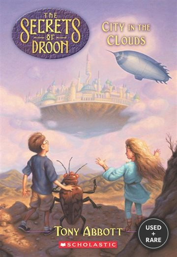 Secrets of Droon #04: City in the Clouds
