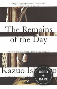 The Remains of the Day (Turtleback School & Library Binding Edition)