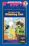 The Case of the Climbing Cat (Turtleback School & Library Binding Edition) (High-Rise Private Eyes)