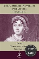 The Complete Novels of Jane Austen Vol. 2 (Emma / Northanger Abbey / Persuasion)