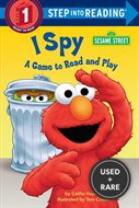 I Spy: a Game to Read and Play (Step Into Reading, Step 1, Paper)