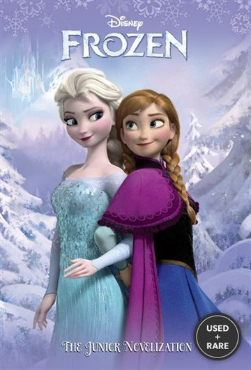 Frozen Junior Novelization (Disney Frozen)