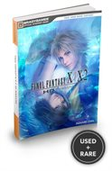 Final Fantasy X-X2 Hd Remaster Official Strategy Guide (Offical Strategy Guide)