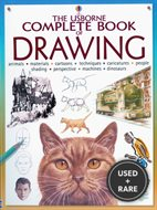 Usborne Complete Book of Drawing (Usborne Activity Books)