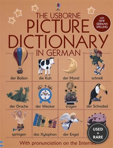 Usborne Picture Dictionary in German (Usborne Picture Dictionaries)