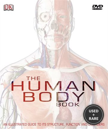The Human Body Book (Book & Dvd)