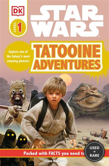 Dk Readers: Star Wars: Tatooine Adv