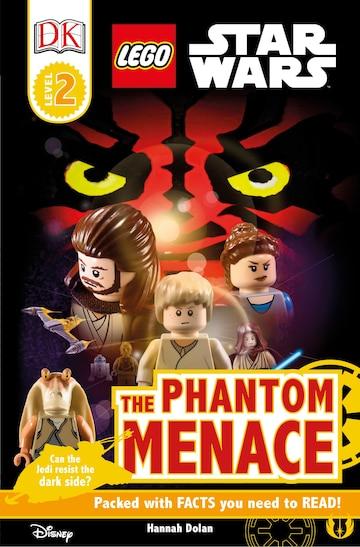 Legoâ® Star Wars Episode I Phantom Menace (Dk Readers)