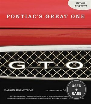 Gto: Pontiac's Great One