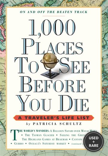 1, 000 Places to See Before You Die