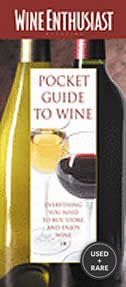 The Wine Enthusiast Pocket Guide to Wine