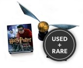 Harry Potter Golden Snitch Kit and Sticker Book