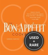 The Bon Appetit Cookbook (Purchase Includes Subscription to Bon Appetit Magazine)