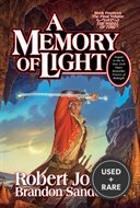 A Memory of Light-Book Fourteen of the Wheel of Time-the Final Volume-an Autographed Copy