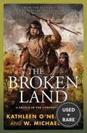 The Broken Land: a People of the Longhouse Novel (North America