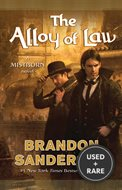 The Alloy of Law a Mistborn Novel