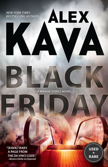 Black Friday (Maggie O'Dell Novels)