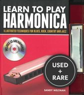 Learn to Play Harmonica (Music Bibles)