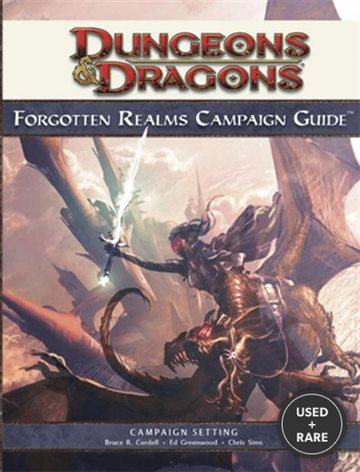 Forgotten Realms Campaign Guide, 4th Edition