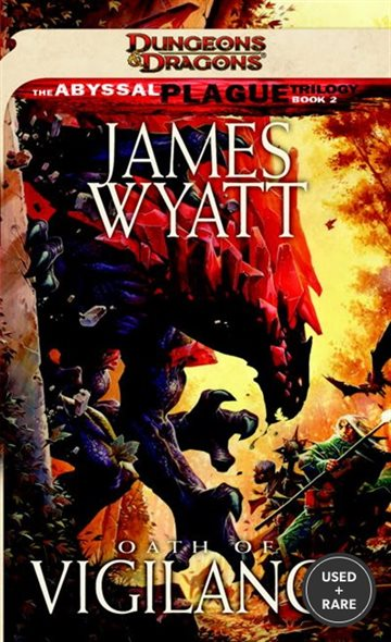Oath of Vigilance: Abyssal Plague, Book 2