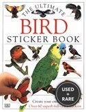 Ultimate Sticker Book: Birds