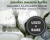 Jambo Means Hello-Swahili Alphabet Book