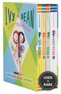 The Ivy and Bean Secret Treasure Box: Books 1, 2, and 3 and a Secret Surprise