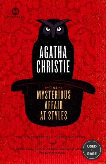 The Mysterious Affair at Styles: a Detective Story (Mortalis)