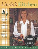 Linda's Kitchen: Simple and Inspiring Recipes for Meatless Meals