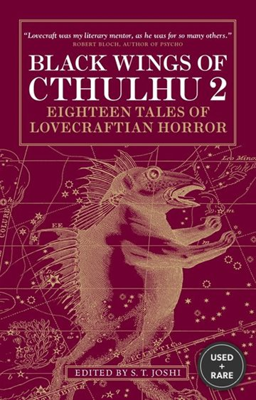 Black Wings of Cthulhu, Volume 2: Eighteen New Tales of Lovecraftian Horror