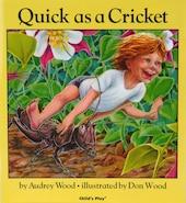 Quick as a Cricket(Pb)