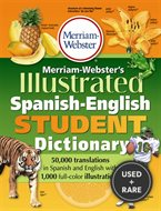 Merriam-Webster Illustrated Spanish-English Studen