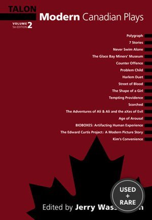 Modern Canadian Plays Format: Trade Paper