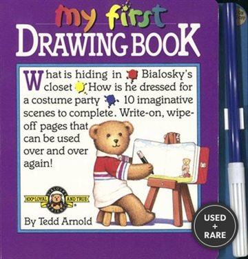 My First Drawing Book: a Bialosky & Friends Book